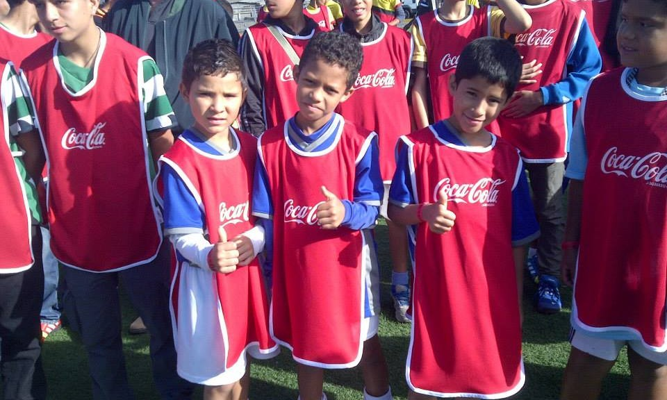 Caimanera Coca Cola 2014